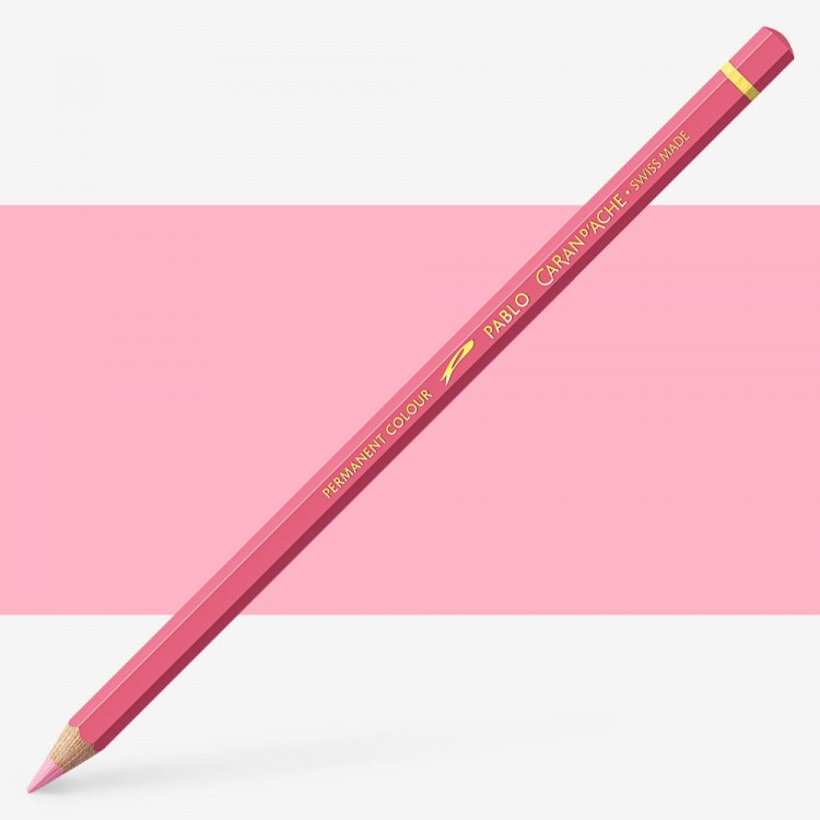 Caran d'Ache : Pablo Coloured Pencil : Pink 081