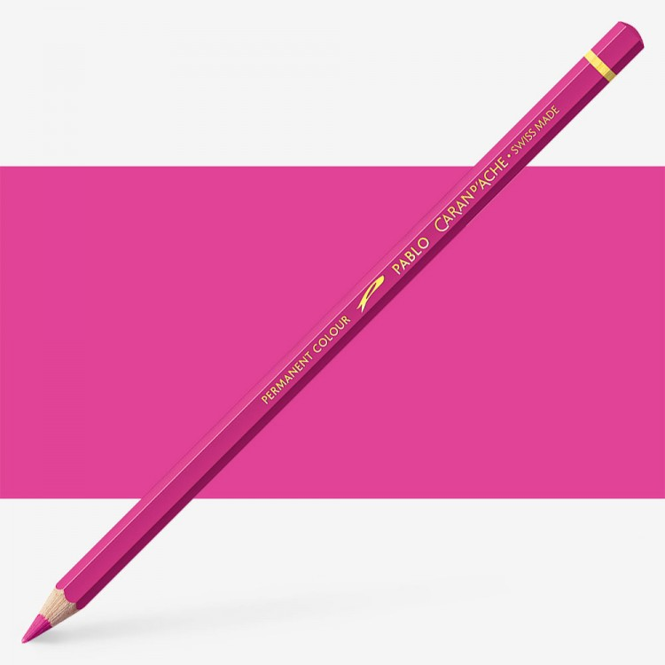 Caran d'Ache : Pablo Coloured Pencil : Purple 090