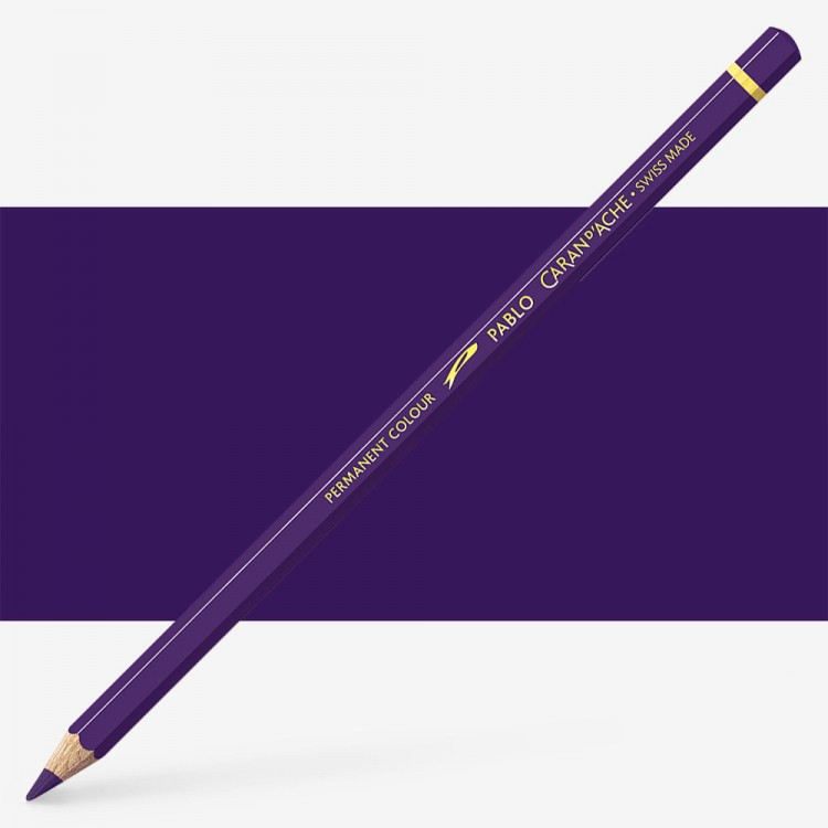 Caran d'Ache : Pablo Coloured Pencil : Lilac 110
