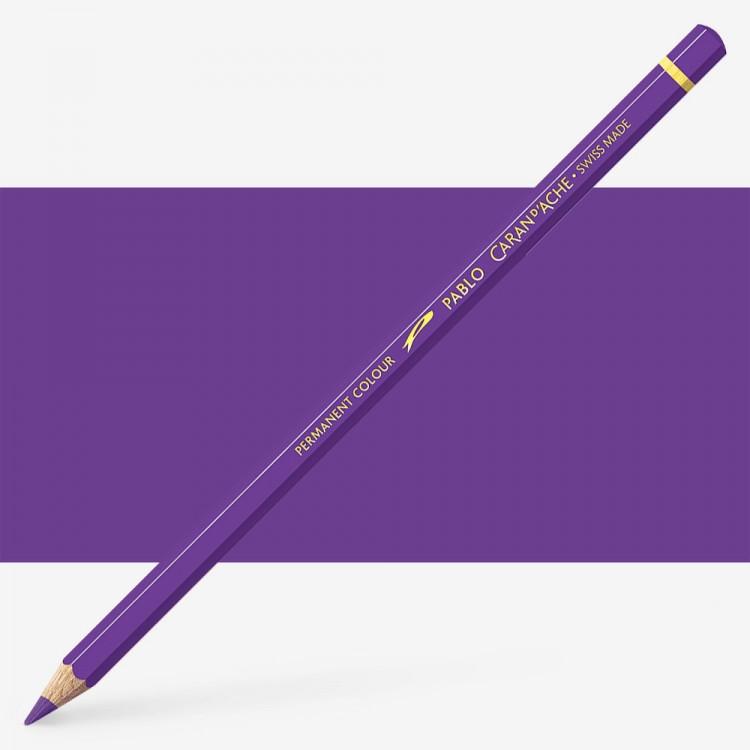 Caran d'Ache : Pablo Coloured Pencil : Mauve 111