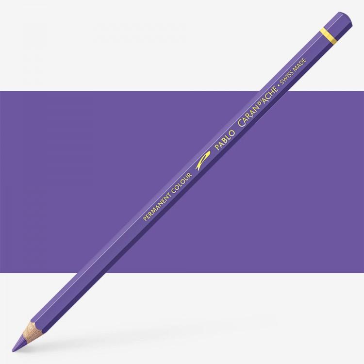 Caran d'Ache : Pablo Coloured Pencil : Periwinkle Blue 131