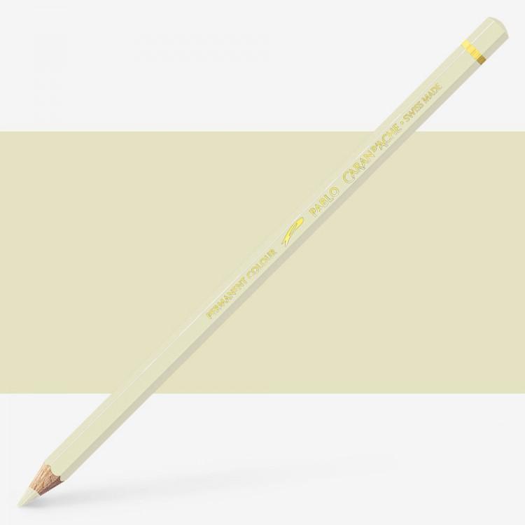 Caran d'Ache : Pablo Coloured Pencil : Light Beige 402