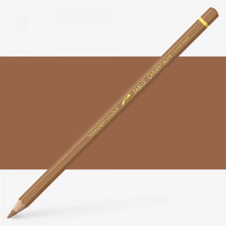 Caran d'Ache : Pablo Coloured Pencil : Brownish Beige 404