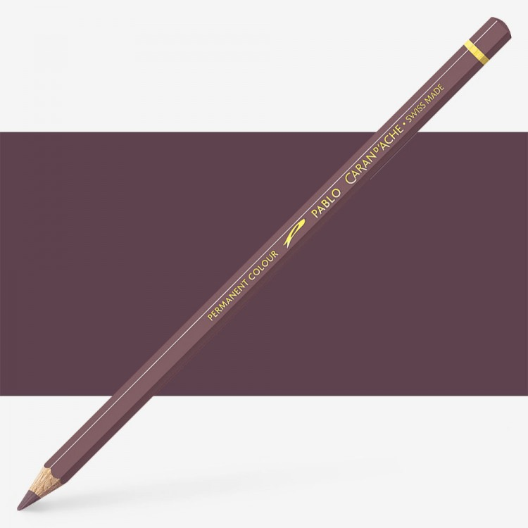 Caran d'Ache : Pablo Coloured Pencil : Sepia 407