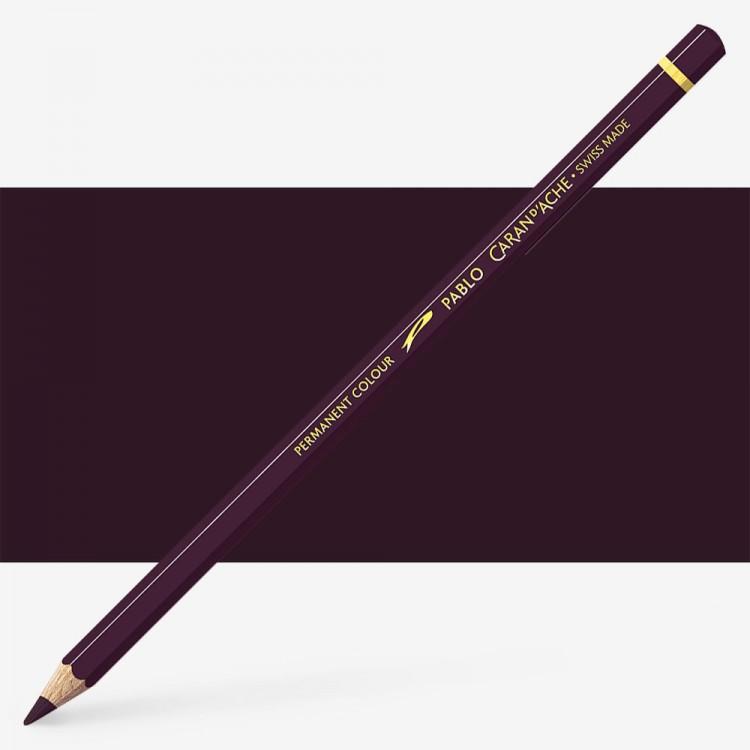 Caran d'Ache : Pablo Coloured Pencil : Charcoal Gray 409