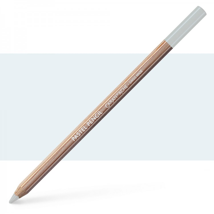 Caran d'Ache : Pastel Pencil : Light Grey