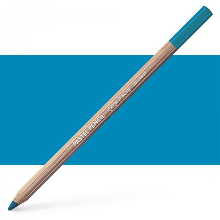Caran d'Ache : Pastel Pencil : Ice Blue