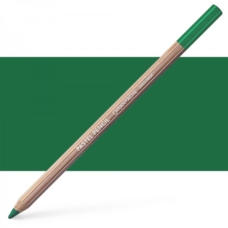 Caran d'Ache : Pastel Pencil : Moss Green