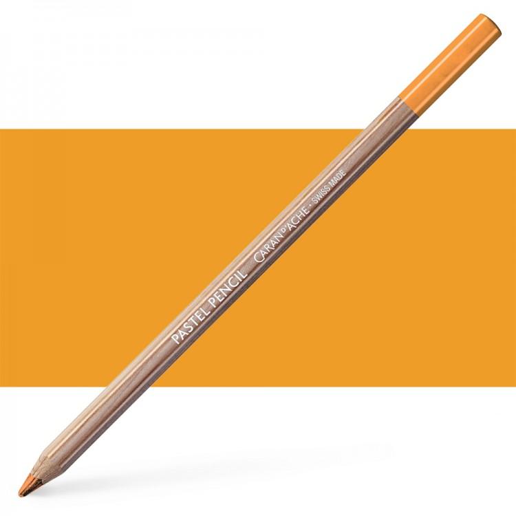 Caran d'Ache : Pastel Pencil : Fast Orange