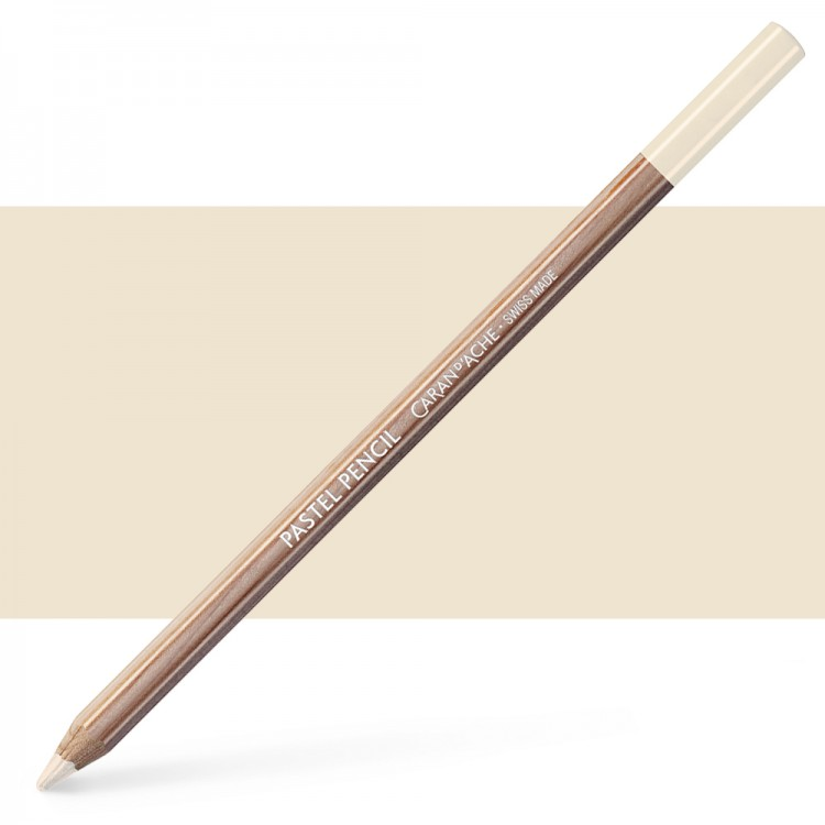 Caran d'Ache : Pastel Pencil : Light Flesh 5 Percent