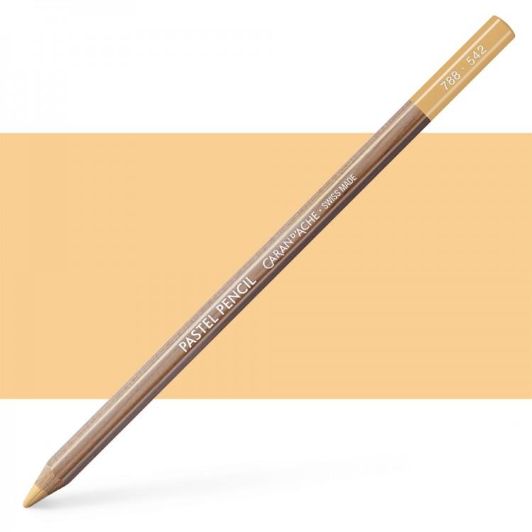 Caran d'Ache : Pastel Pencil : Light Flesh 10 Percent