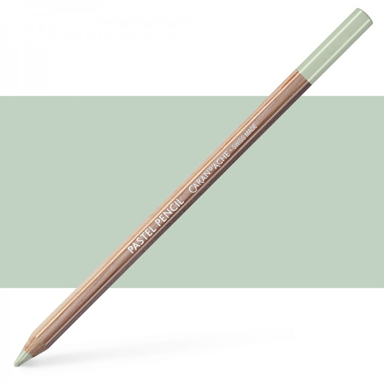 Caran d'Ache : Pastel Pencil : Earth Green
