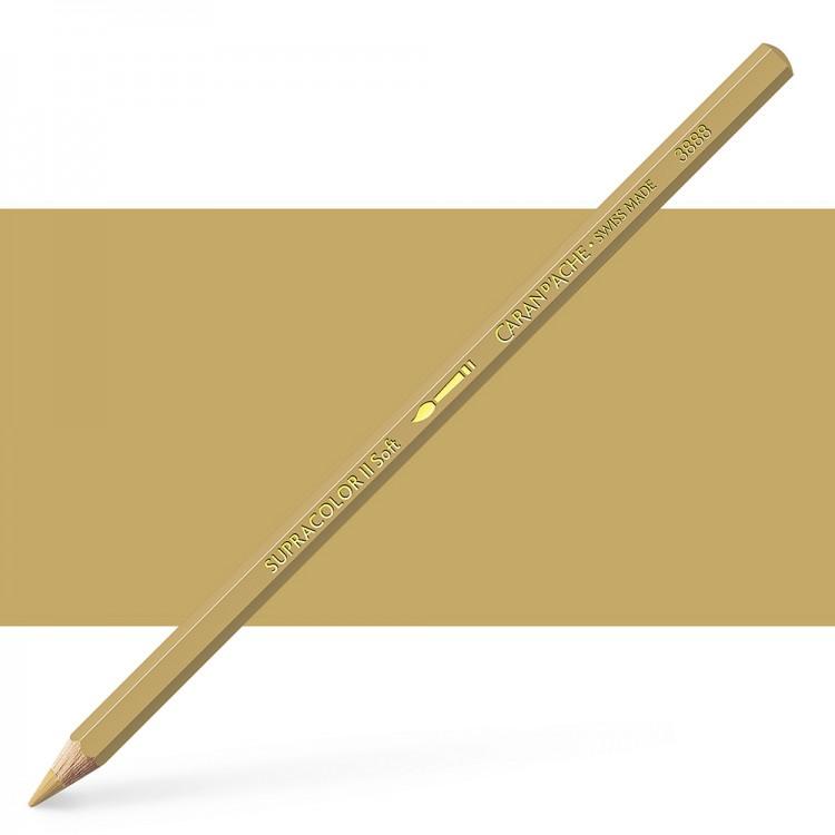 Caran d'Ache : Supracolor Soft : Watersoluble Pencil : Ochre
