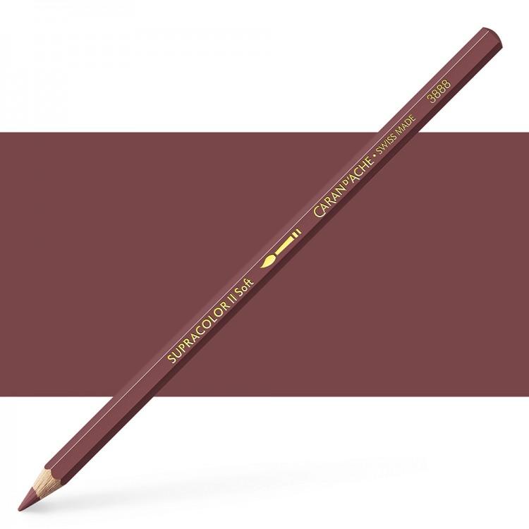 Caran d'Ache : Supracolor Soft : Watersoluble Pencil : Bistre
