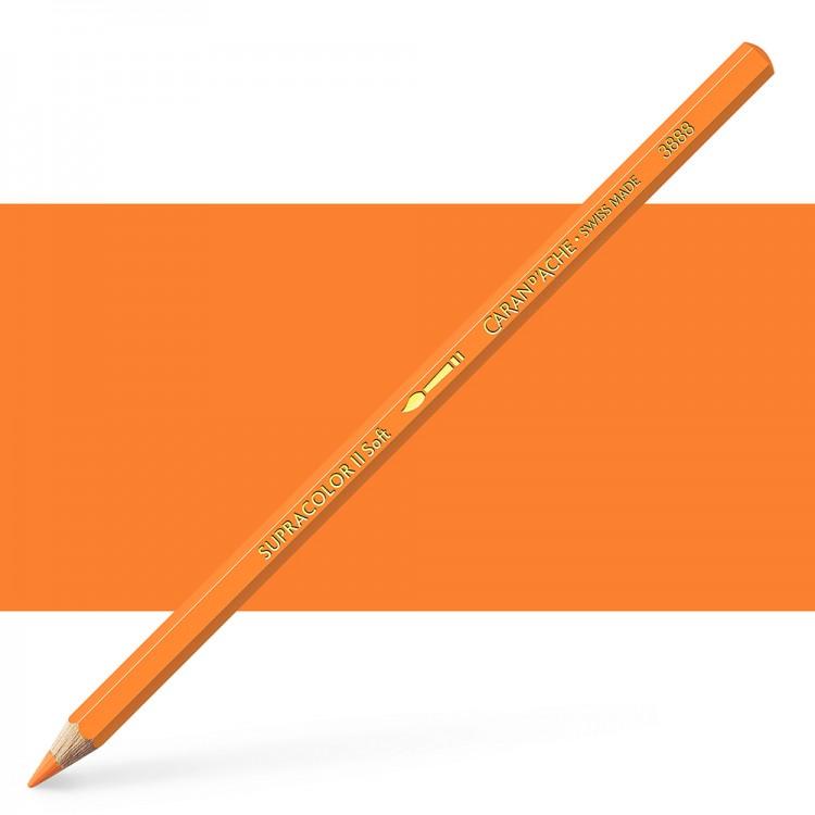 Caran d'Ache : Supracolor Soft : Watersoluble Pencil : Hazel