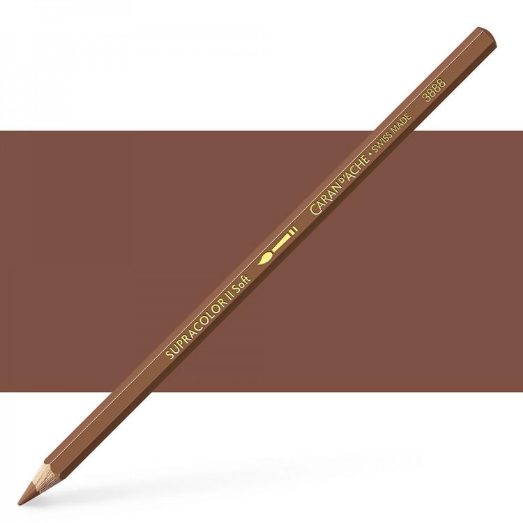 Caran d'Ache : Supracolor Soft : Watersoluble Pencil : Brown
