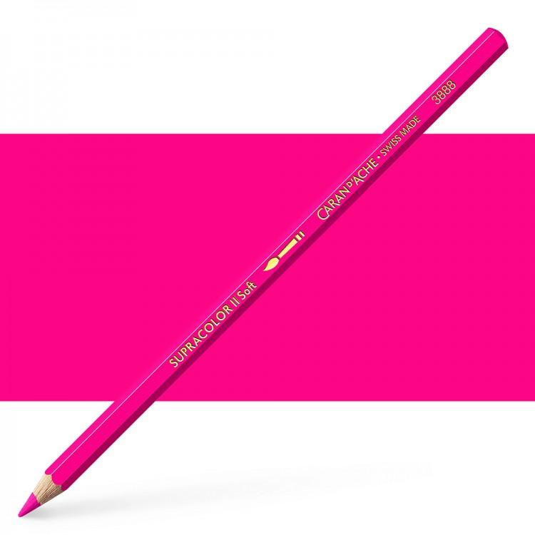 Caran d'Ache : Supracolor Soft : Watersoluble Pencil : Light Purple
