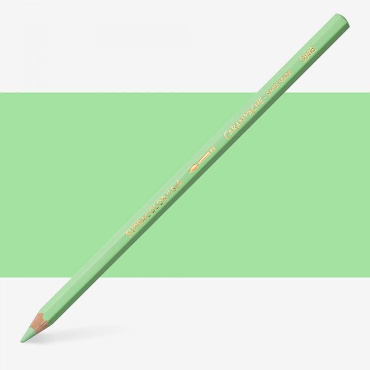 Caran d'Ache : Supracolor Soft : Watersoluble Pencil : Light Green
