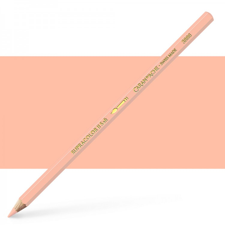 Caran d'Ache : Supracolor Soft : Watersoluble Pencil : Granite Rose