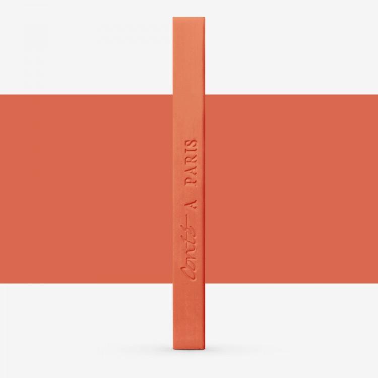 Conte : Carres : Colour Crayon : Burnt Sienna 23