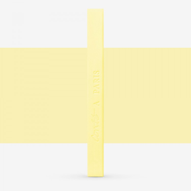 Conte : Carres : Colour Crayon : Lemon Yellow 24