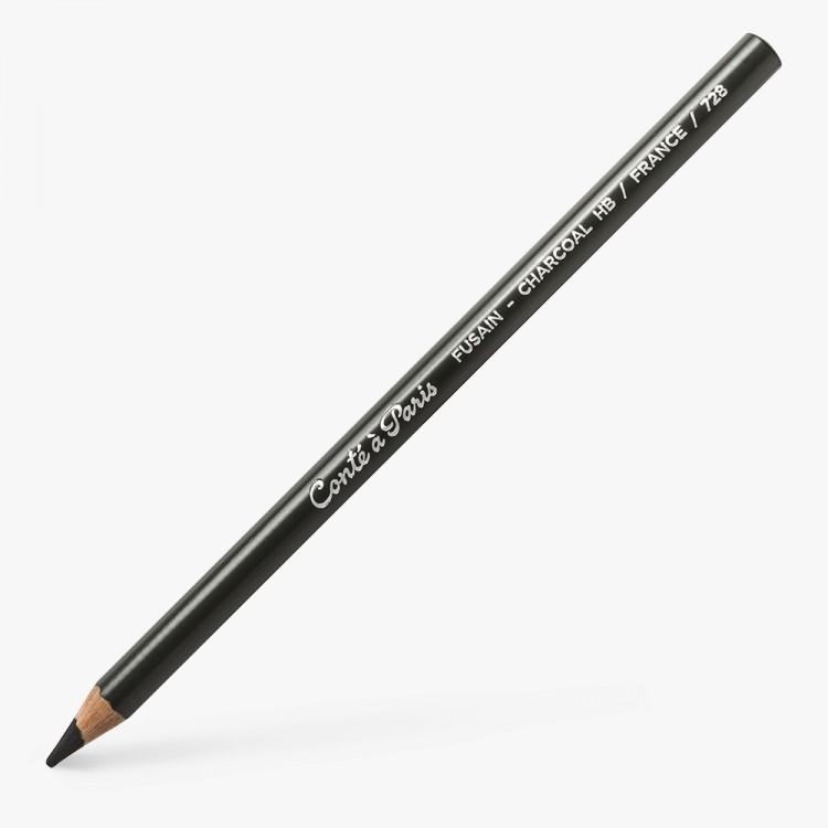Conte : Charcoal Pencil : HB