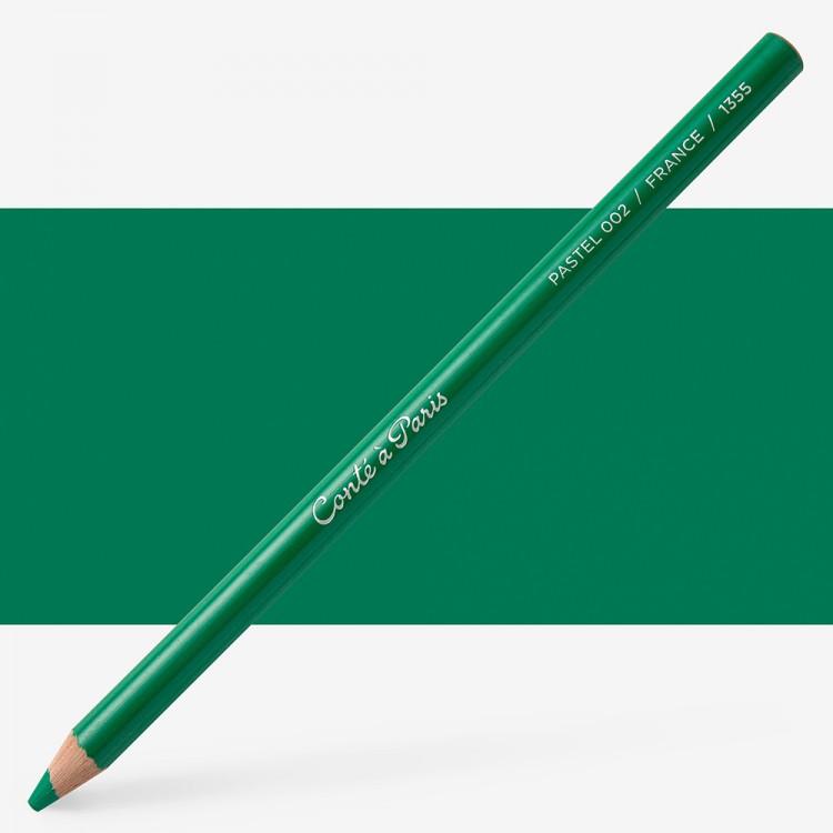 Conté à Paris : Pastel Pencil : Dark Green 02
