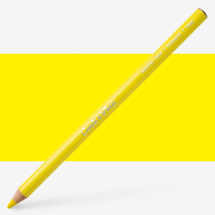 Conte : Pastel Pencil : Medium Yellow 04
