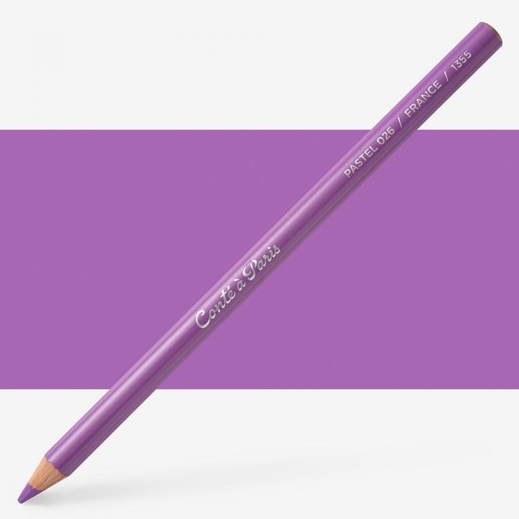 Conte : Pastel Pencil : Lilac 26
