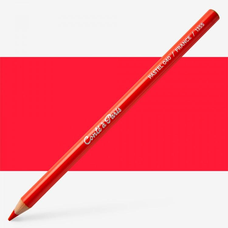 Conte : Pastel Pencil : Red Lead 40