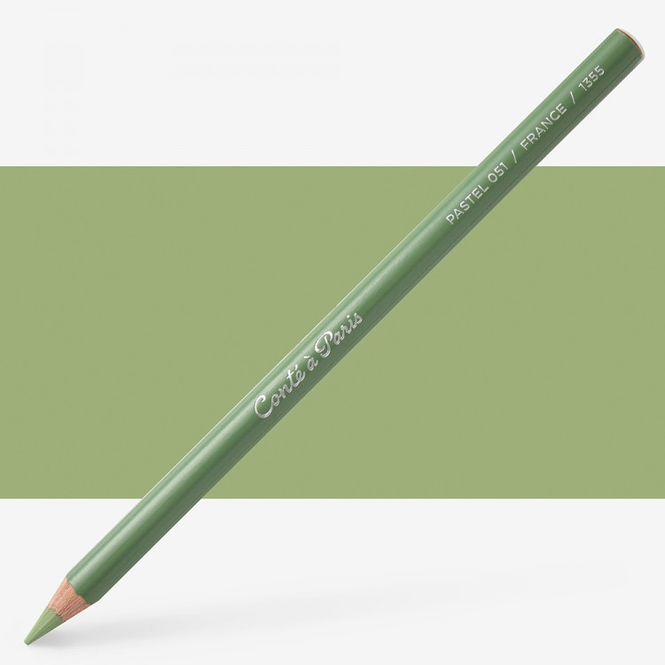 Conte : Pastel Pencil : Grey Green 51