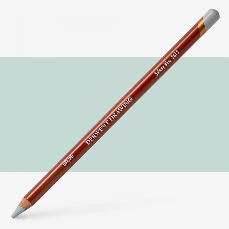 Derwent : Drawing Pencil : 3615 Solway Blue