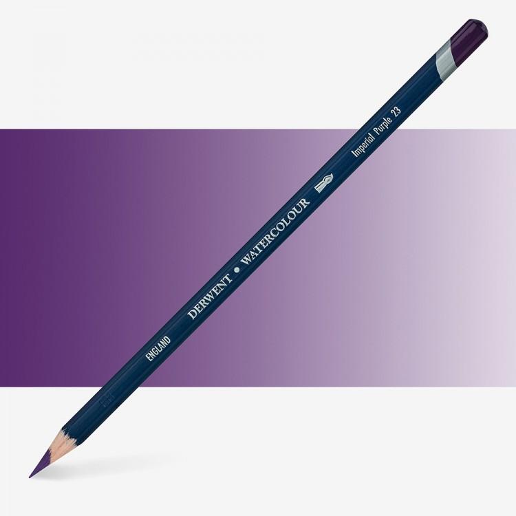 Derwent : Watercolour Pencil : Imperial Purple