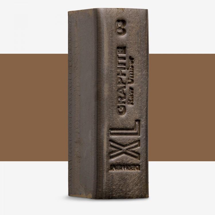 Derwent : XL Graphite : Raw Umber 03