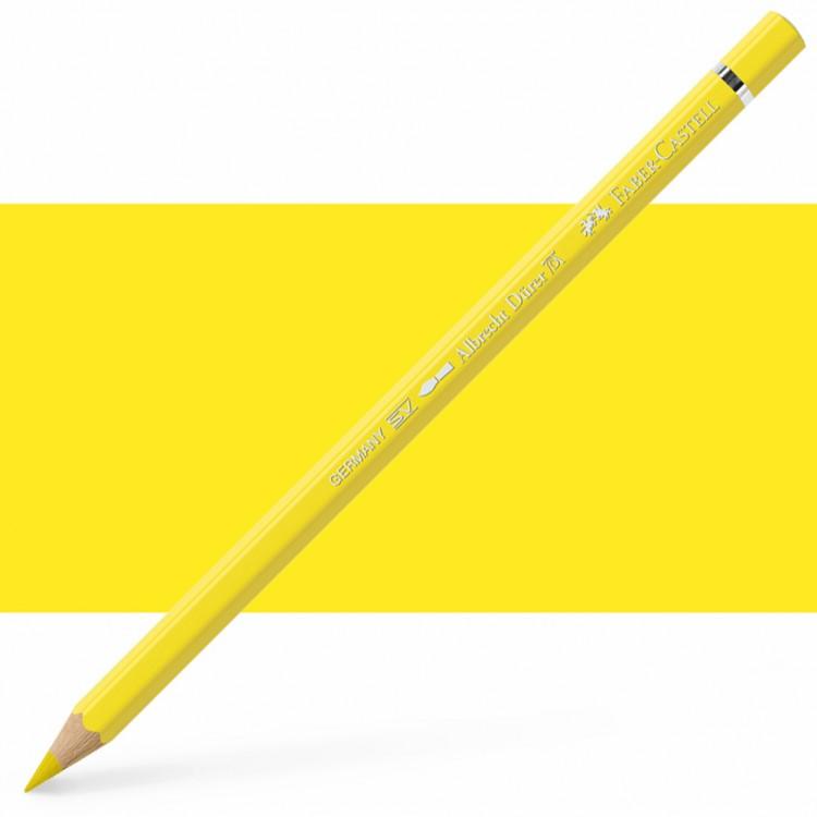 Faber Castell : Albrecht Durer Watercolour Pencil : Light Cad Yellow