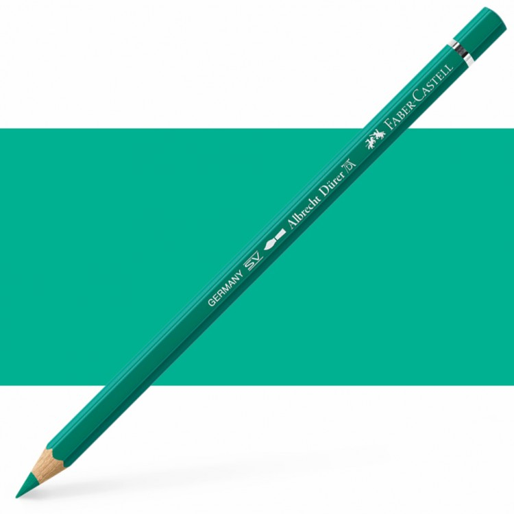 Faber Castell : Albrecht Durer Watercolour Pencil : Phthalo Green