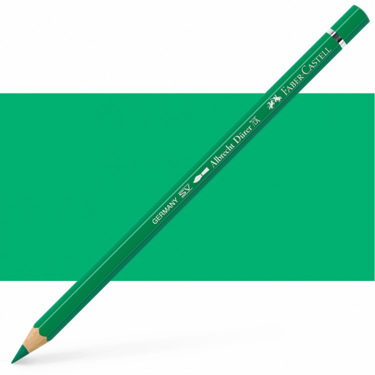 Faber Castell : Albrecht Durer Watercolour Pencil : Emerald Green