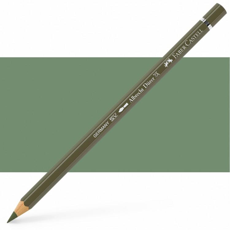 Faber Castell : Albrecht Durer Watercolour Pencil : Olive Green Yellowish