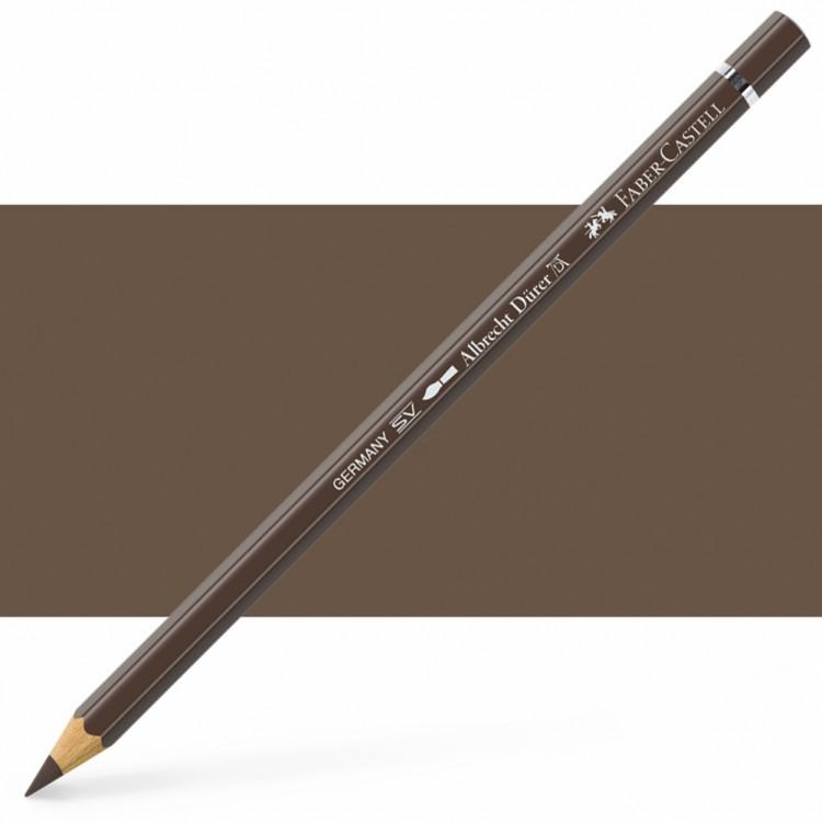 Faber Castell : Albrecht Durer Watercolour Pencil : Burnt Umber