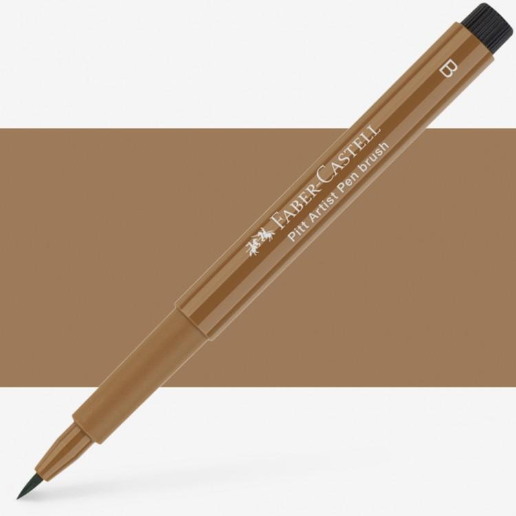 Faber Castell : Pitt Artists Brush Pen : Raw Umber