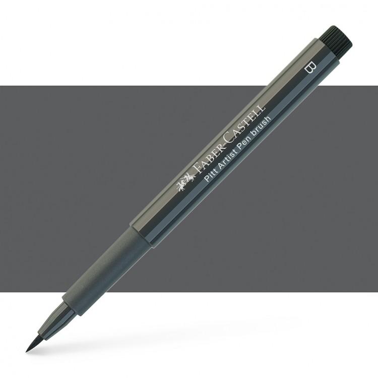 Faber Castell : Pitt Artists Brush Pen : Warm Grey V