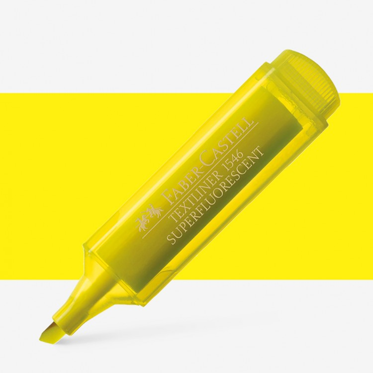 Faber Castell : Textliner Highlighter : Yellow