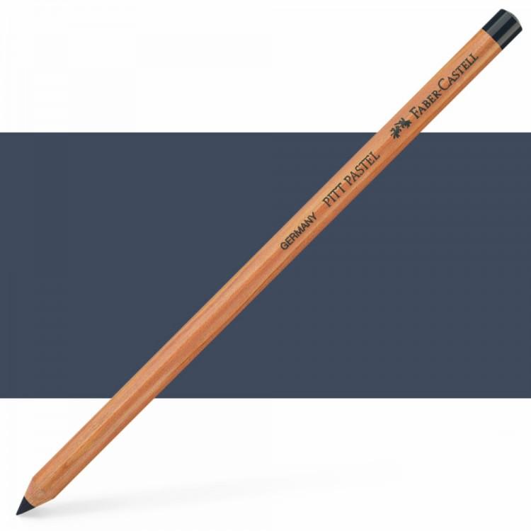 Faber Castell : Pitt Pastel Pencil : Dark Indigo