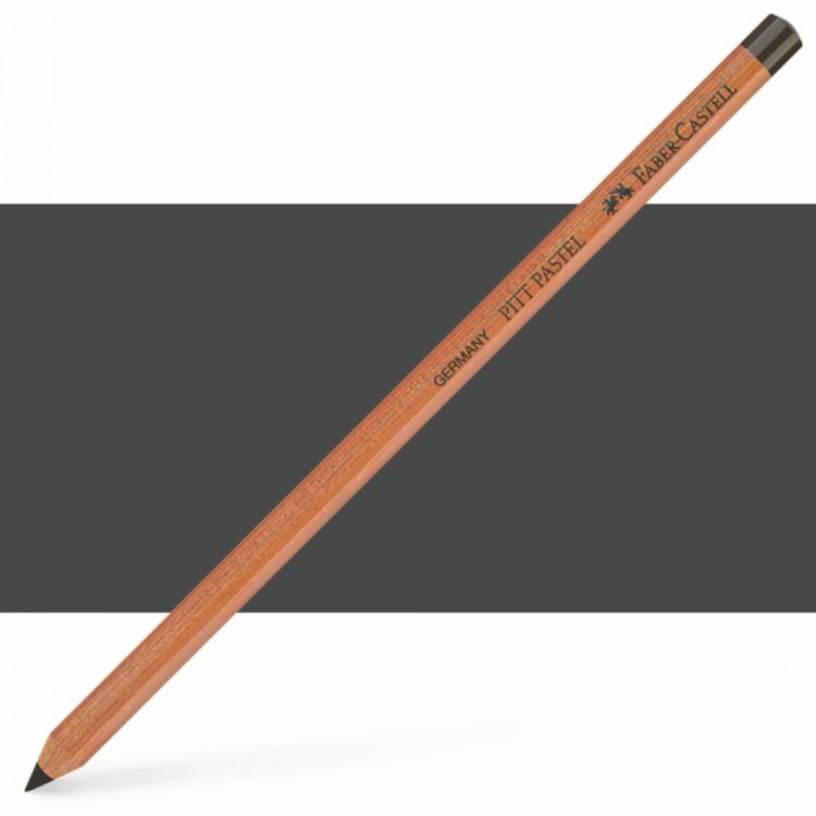 Faber Castell : Pitt Pastel Pencil : Dark Sepia