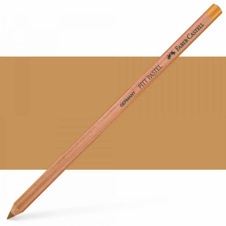 Faber Castell : Pitt Pastel Pencil : Brown Ochre