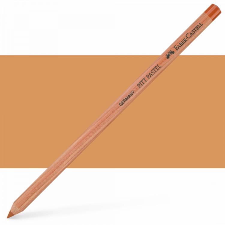 Faber Castell : Pitt Pastel Pencil : Burnt Ochre