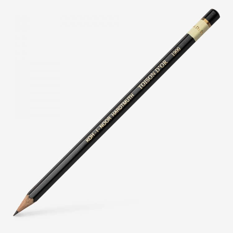 Koh-I-Noor : Toison d'Or : Graphite Pencils 1900 : F
