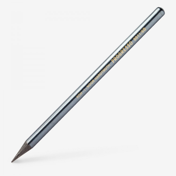 Koh-I-Noor : Progresso : Woodless Graphite Pencil 8911 : 6B