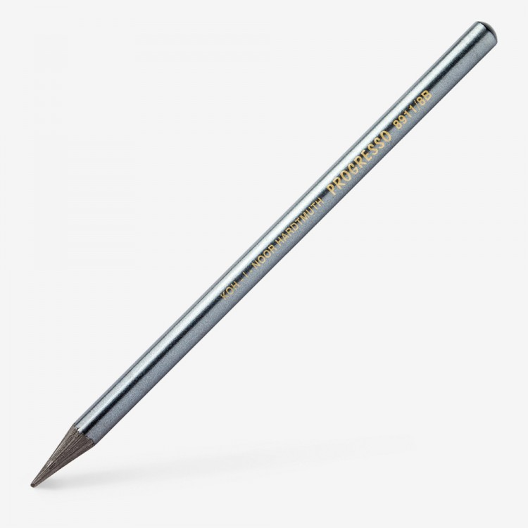 Koh-I-Noor : Progresso : Woodless Graphite Pencil 8911 : 8B