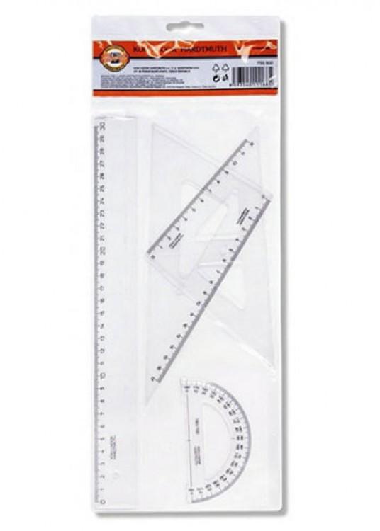 Koh-I-Noor : Transparent Medium Geometry Set
